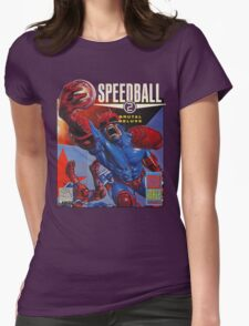 Speedball 2 T-Shirt Womens Fitted T-Shirt