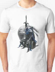 Dark souls wolf man T-Shirt