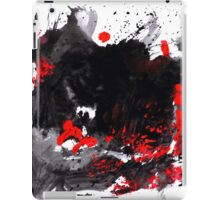 abstract clouds 14 iPad Case/Skin