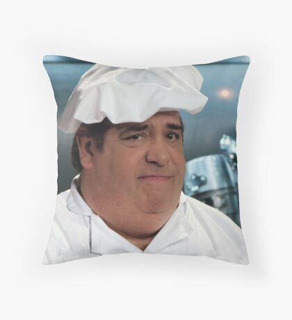 Toque Topper Throw Pillow