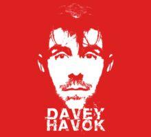 Davey Havok - face tee One Piece - Short Sleeve