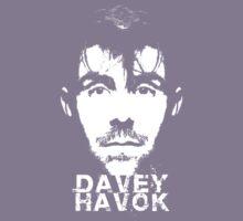 Davey Havok - face tee Kids Tee