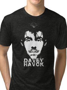Davey Havok - face tee Tri-blend T-Shirt
