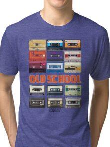 Cassettes Tri-blend T-Shirt