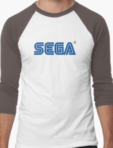Sega classic arcade and console games Men's Baseball ¾ T-Shirt