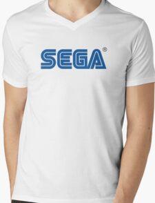 Sega classic arcade and console games Mens V-Neck T-Shirt