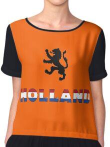 Holland Chiffon Top