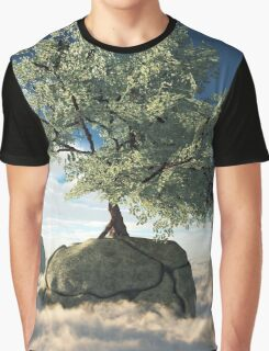 Mystery Tree Graphic T-Shirt