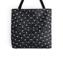 Dotted pattern Tote Bag