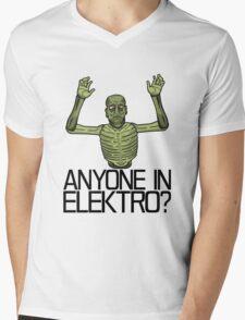 Anyone in Elektro? Mens V-Neck T-Shirt