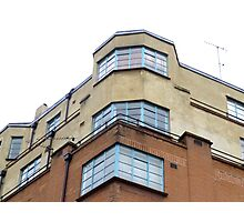 London Deco Residences: Evelyn House 1 Photographic Print