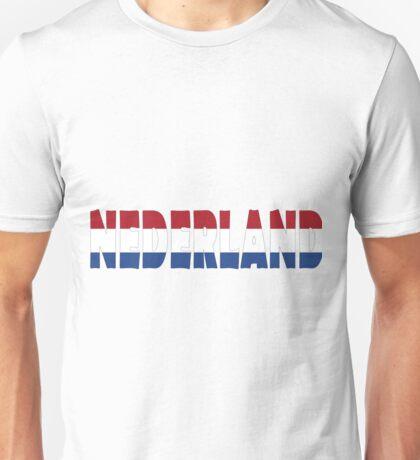 Nederland Unisex T-Shirt
