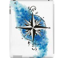Sea Compass iPad Case/Skin