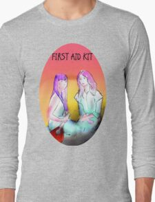 FIRST AID KIT Long Sleeve T-Shirt