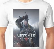 the witcher best wild hunt 2016 Unisex T-Shirt