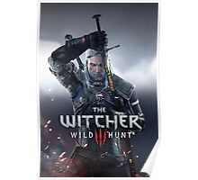 the witcher best wild hunt 2016 Poster