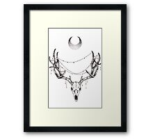 Christmas for the Morbid Framed Print