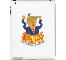 Donald Drumpf iPad Case/Skin
