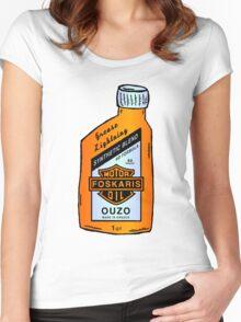 Desert Drunks - Foski Women's Fitted Scoop T-Shirt