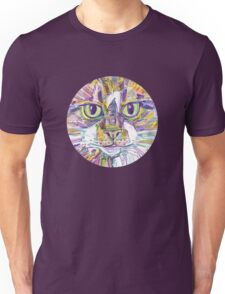 Maine Coon cat drawing - 2016 Unisex T-Shirt