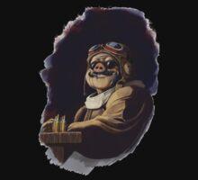 Porco One Piece - Short Sleeve