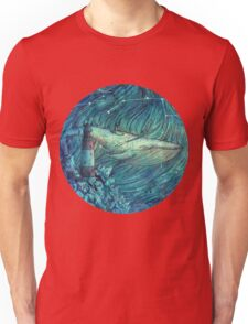 Moonlit Sea Unisex T-Shirt