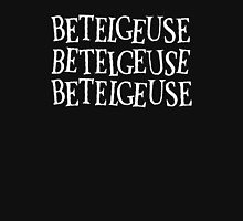 Betelgeuse Betelgeuse Betelgeuse Womens Fitted T-Shirt