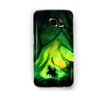 Into The Lost Woods Samsung Galaxy Case/Skin