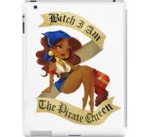 Dragon Age 2: Isabela the Pirate Queen iPad Case/Skin