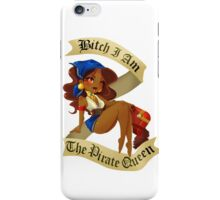 Dragon Age 2: Isabela the Pirate Queen iPhone Case/Skin