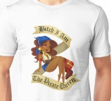 Dragon Age 2: Isabela the Pirate Queen Unisex T-Shirt