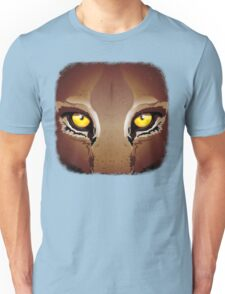 Mountain Lion's Eyes Unisex T-Shirt