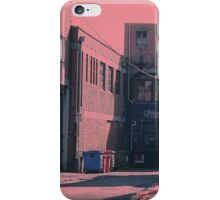 Another one of those allyways iPhone Case/Skin