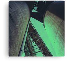 Concrete Towers Canvas Print