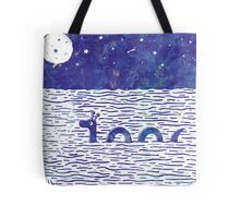 Nightswimming Nessie Tote Bag