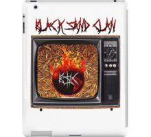 BLACK $AND CLAN - BURN THA WORLD 95' iPad Case/Skin