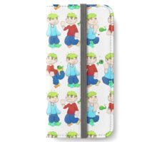 All the jacks! - Pattern iPhone Wallet/Case/Skin