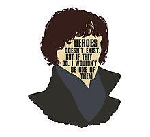 Sherlock 1 Photographic Print