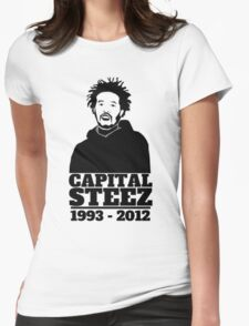 Capital Steez Womens Fitted T-Shirt