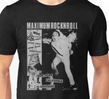 Maximum Rocknroll T-Shirt Unisex T-Shirt