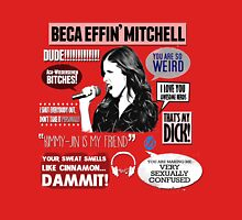 Beca Mitchell - Pitch Perfect - Anna Kendrick - Bechloe Unisex T-Shirt