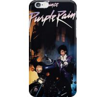 Prince Rodgers Poster iPhone Case/Skin