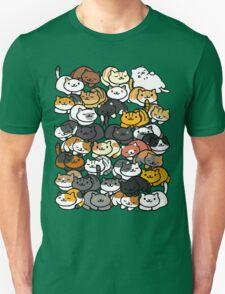 Neko Atsume Sleepy Kitties T-Shirt