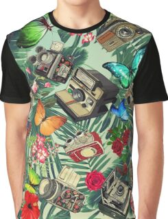 tropical vintage  Graphic T-Shirt