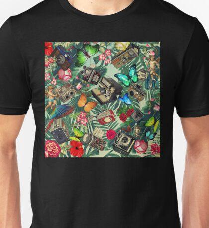 tropical vintage  Unisex T-Shirt