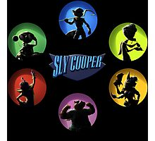sly cooper full thieft Photographic Print