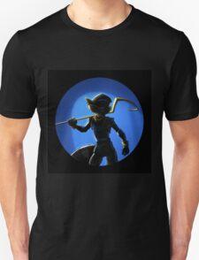 sly cooper full black Unisex T-Shirt