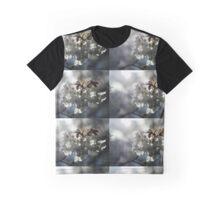 White Cherry Mist - Jupiter 9 lens on EOS1Ds mkii Graphic T-Shirt