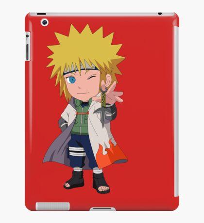 Minato Chibi iPad Case/Skin