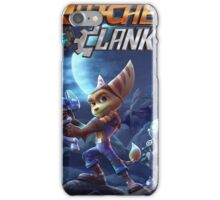 ratchet clank 2016 ori iPhone Case/Skin